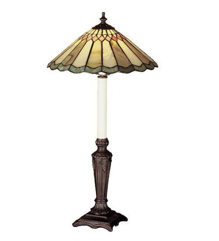 Meyda Tiffany 48384 Jadestone Carousel Buffet Lamp  - PeazzLighting