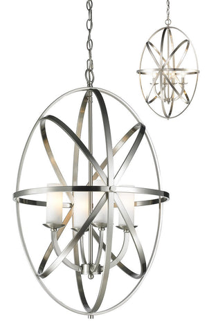 Z-Lite 6027-4L-BN 4 Light Pendant - ZLiteStore