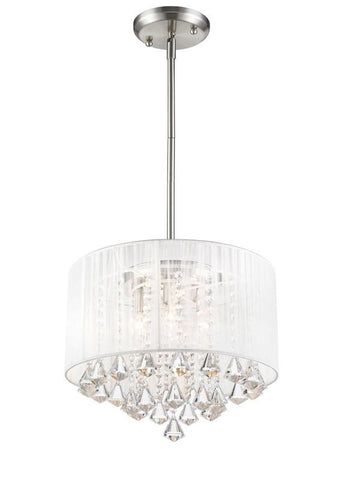 Z-Lite 891-16W-C 4 Light Pendant - ZLiteStore