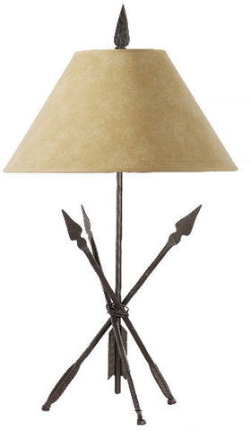 Quapaw Table Lamp - PeazzLighting
