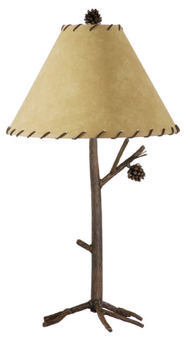 Pine Table Lamp - PeazzLighting