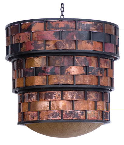 Rushton Chandelier - PeazzLighting