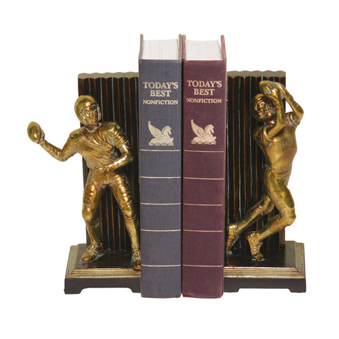Sterling Industries 93-9508 Pair Vintage Touchdown Bookends - PeazzLighting