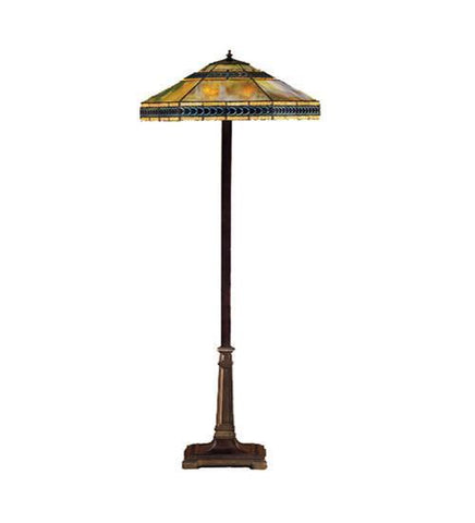 Meyda Tiffany 26567 Cambridge Floor Lamp - PeazzLighting