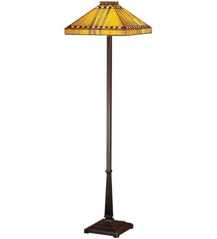 Meyda Tiffany 28397 Prairie Corn Floor Lamp - PeazzLighting