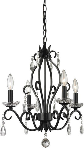 Z-Lite 425MB 4 Light Mini Chandelier - ZLiteStore