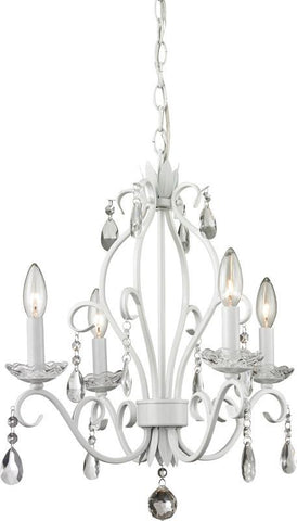 Z-Lite 423MW 4 Light Mini Chandelier - ZLiteStore