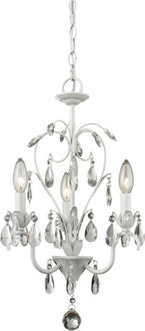 Z-Lite 417MW 3 Light Mini Chandelier - ZLiteStore
