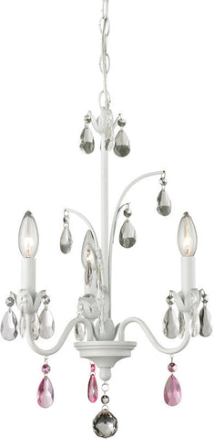 Z-Lite 422MW 3 Light Mini Chandelier - ZLiteStore