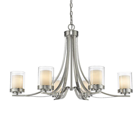 Z-Lite 426-6-BN 6 Light Chandelier - ZLiteStore