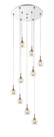 Z-Lite 905-9 9 Light Pendant - ZLiteStore