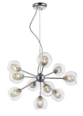 Z-Lite 905-10C 10 Light Chandelier - ZLiteStore
