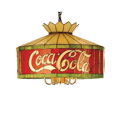 Meyda Tiffany 29260 Coca-Cola Pendant - PeazzLighting