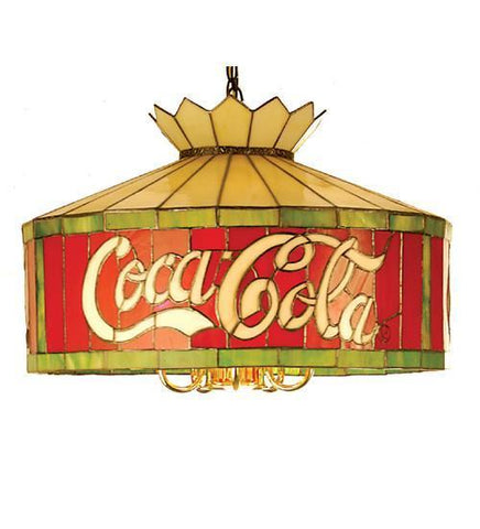 Meyda Tiffany 29261 Coca-Cola Pendant - PeazzLighting