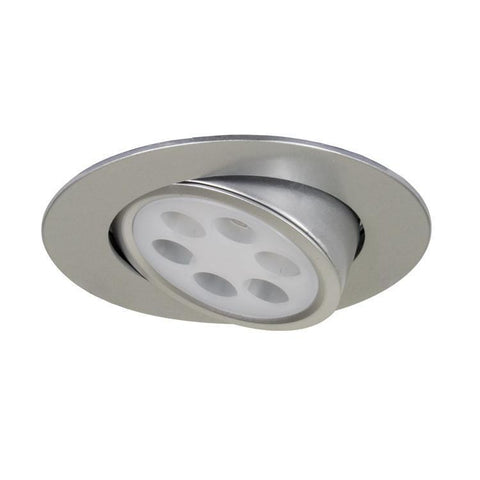 Jesco Lighting PK756LED4050S Adjustable 6-Light LED Slim Disk - Peazz.com