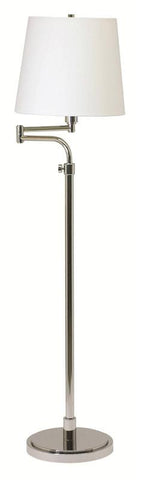 House of Troy TH700-PN Polished Nickel Floor Lamp - Peazz.com