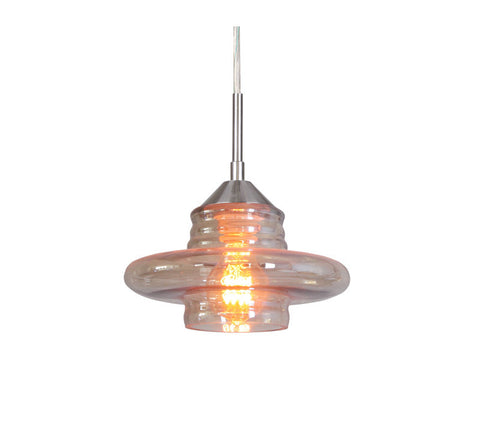 Woodbridge Lighting 12723 1 Light Transference Mini Pendant - PeazzLighting
