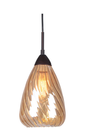 Woodbridge Lighting 13226 1 Light Soak Mini Pendant - PeazzLighting