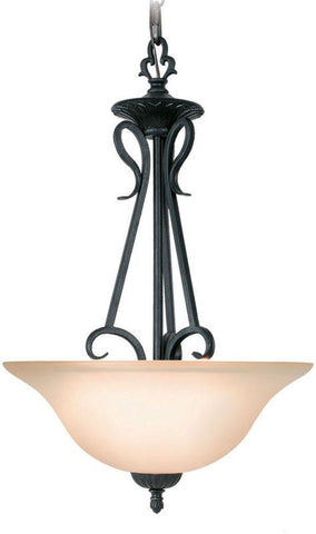 Woodbridge Lighting Jamestown Indoor Lighting Pendant & Foyer 22010-TBK - Peazz.com