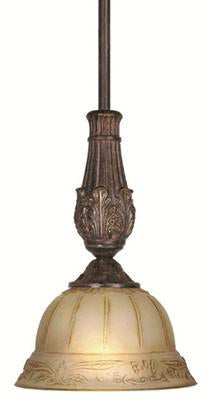 Woodbridge Lighting Lucerne Indoor Lighting Mini-pendant 28032-OWB - Peazz.com