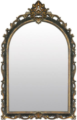 Sterling Industries 26-5545M Arched Acanthus Mirror - Peazz.com