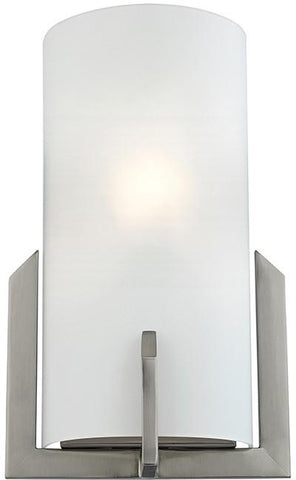 Cornerstone 5111WS/20 1 Light Wall Sconce In Brushed Nickel - Peazz.com
