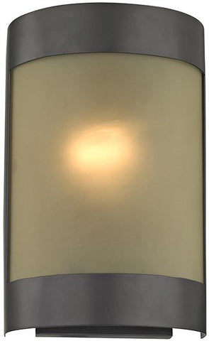 Cornerstone 5181WS/10 1 Light Wall Sconce In Oil Rubbed Bronze - Peazz.com