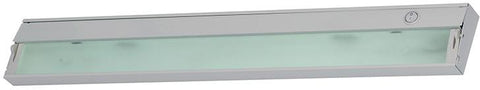 Cornerstone A134UC/27 Aurora 4 Light Under Cabinet Light In Stainless Steel - Peazz.com