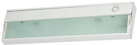 Cornerstone A209UC/40 Aurora 1 Light Under Cabinet Light In White - Peazz.com