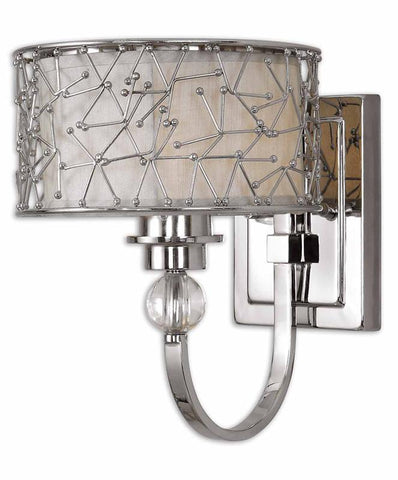 Uttermost 22484 Brandon 1 Light Wall Sconce - UTMDirect