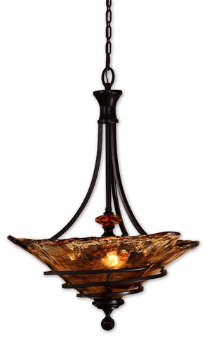Uttermost 21904 Vitalia 3 Light Pendant - UTMDirect - 1