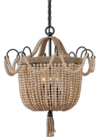 Uttermost 21992 Civenna 3 Light Pendant - UTMDirect