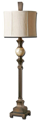 Uttermost 29293-1 Tusciano Dark Bronze Floor Lamp - UTMDirect