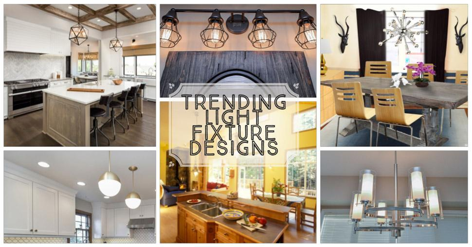 Trending Light Fixture Designs