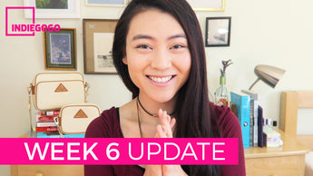 Closer Looks at Colors, 3 Strap Lengths, & 3 Days Left | Week 6 Update