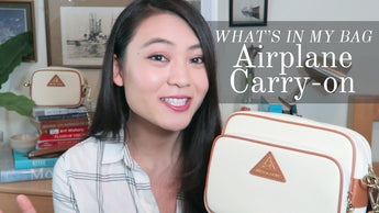 What's in my Airplane Carry-on Bag
