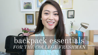 Must-Have Backpack Essentials for Every College Freshman