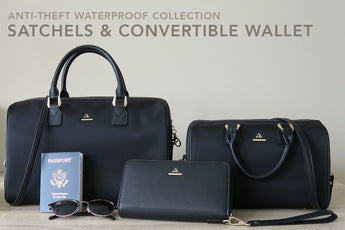 New Arden Cove Bags! Introducing Surie Satchels and Marina Wallet! + GIVEAWAY