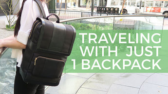 How to Pack a Backpack for Carry-on Travel | What's in my Backpack