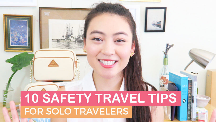 Is it Safe for Women to Travel Alone? Safety Tips for Solo Travelers | How to Stay Safe when Traveling Alone