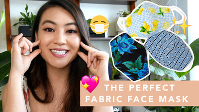 Arden Cove Founders Attempt to Make the Perfect Fabric Face Mask