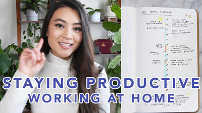 How to Stay Productive & Motivated While Working from Home