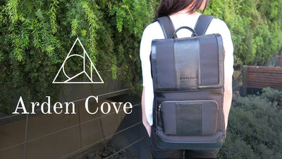 Daily Laptop Backpack Product Video