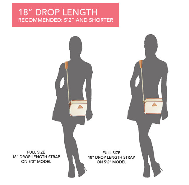 Choosing the Perfect Strap Length: Size Guide – Arden Cove