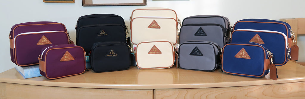 Arden Cove Crossbodies All Colors and Sizes