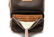 Carmel Convertible Backpack and Crossbody