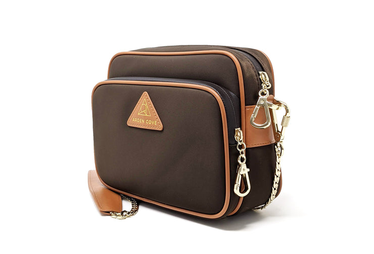 Full Crossbody with Chain Strap