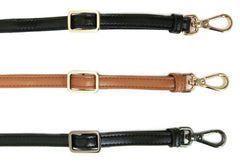 Slash Resistant Faux Leather Strap