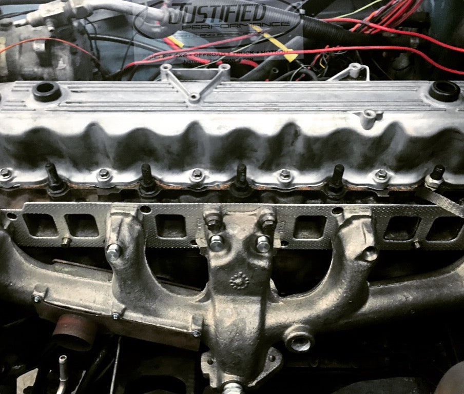 1987 Yj Fuel Injection Conversion-howell