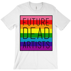 Open image in slideshow, FDA Pride Unisex T-Shirts